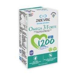 Zade Vital Premium Omega 3 Forte Balık Yağı 1200 mg 40 Kapsül