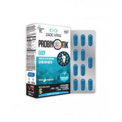Zade Vital Probiyotik Easy 15 Bitkisel Kapsül