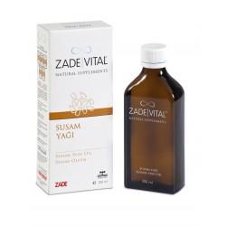 Zade Vital Susam Yağı 200 ml