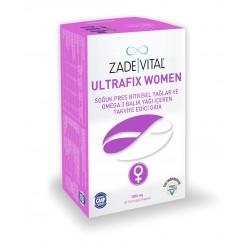 Zade Vital Fixmix Ultrafix Women Blister 40 Kapsül