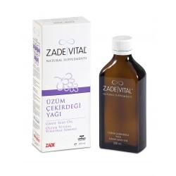 Zade Vital Üzüm Çekirdeği Yağı 200 ml