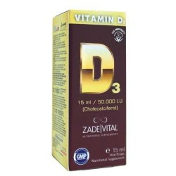 Zade Vital D3 Vitamini Oral Damla 15 ml